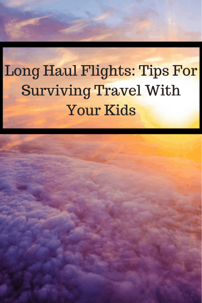 This blog provides helpful suggestions about how to have a relaxing long haul flight with your children. This is not the time to worry about junk food, bad attitudes, or too much screen time. This is the time to figure out what makes your children happy and engaged, and make sure that you provide that to them.