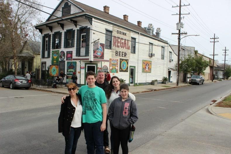 Elizabeth's Restaurant in New Orleans
