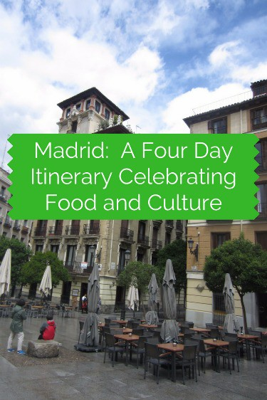 Madrid is an sophisticated city filled with excellent food, wine, shopping and culture.