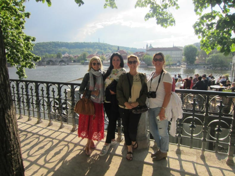 Walking tour of prague