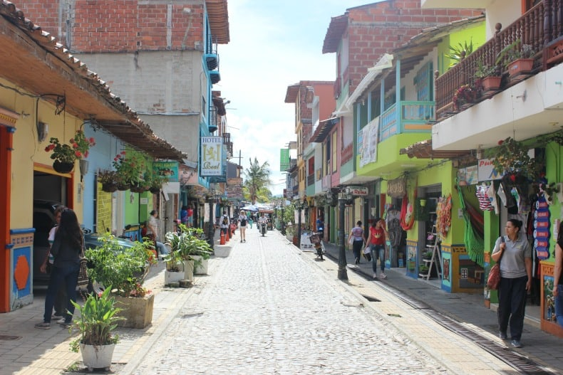 Day 9 of the Colombia Itinerary