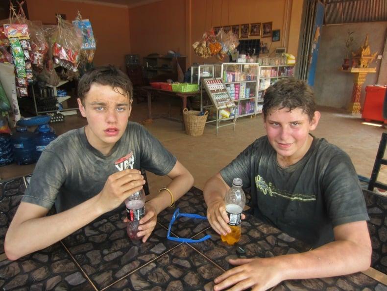 ATV tour in Siem Reap
