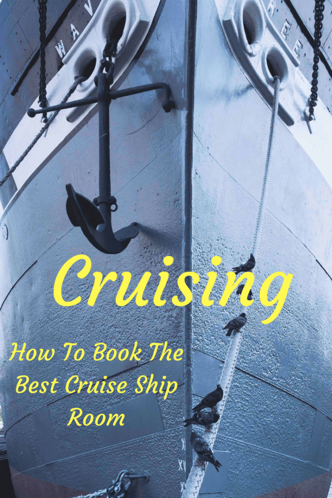 This blog gives you 7 tips for booking the best cruise ship room on a cruise. This includes booking early, deciding what kind of room you need for you and your family, and understanding the layout of the boat and where the rooms are in relation to the amenities that are important to you.