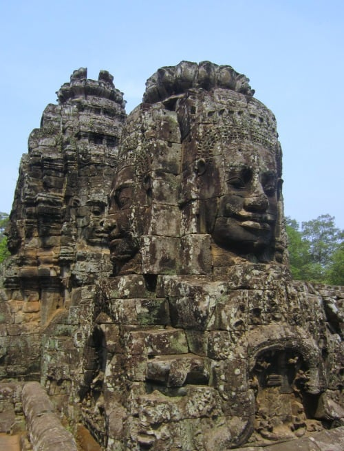 Ancient Temples in Siem Reap