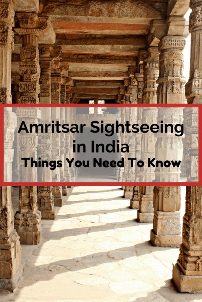 Here are four important travel tips that you need to know before you travel in Northern India, specifically Amritsar and the Punjab state. | Amritsar sightseeing, child, dress conservatively, family, Golden Temple, India, India Vistas, Jalianwala Bagh, kids, photo, photography, schedule, Sikh, stare, teen, time, tourist, Wagah border