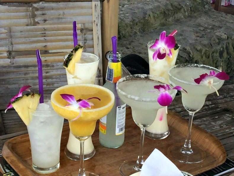 cocktails on Koh Phangan