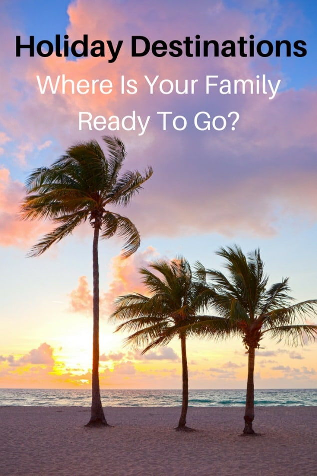 You have always dreamed of going to Paris, hike Machu Picchu or go on that African Safari. But, now you have kids. How do you know if your kids are ready for dream vacation? #travel #familytravel #travelwithkids #traveltips #familytraveltips | child, beach developing world, Europe, family, family vacation, holiday, lasting memories, maturity, older children, pool, reconnect teen, vacation destinations