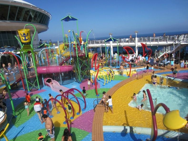 Royal Caribbean Liberty of the Seas - cruise holidays