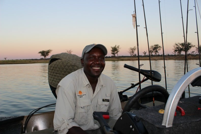 Sunset Cruise on the Chongwe River