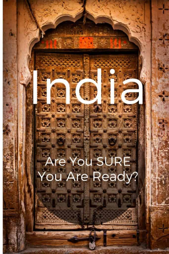 India is a fascinating country that is filled with culture, history and amazing food. However, it is a difficult country to visit as there are many challenges. Here are eight of them. Are you sure you are ready to go? #India #travel #familytravel #adventuretravel| agra, amritsar, cement, chaos, child, crowded, delhi, dirt, food, garbage, golden temple, handrails, hoshiarpur, hot chilis, jaipur, kids, poverty, punjab, ranthamborne, spicy, taj majal