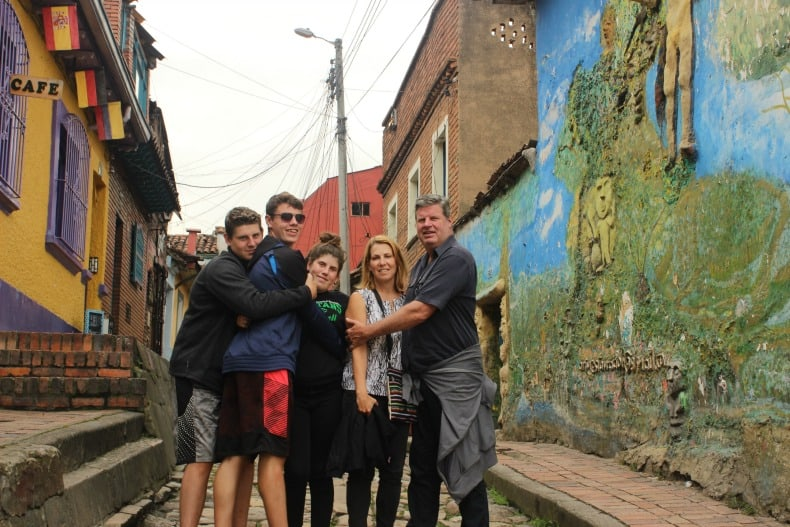 Day 14 of our Colombia Itinerary