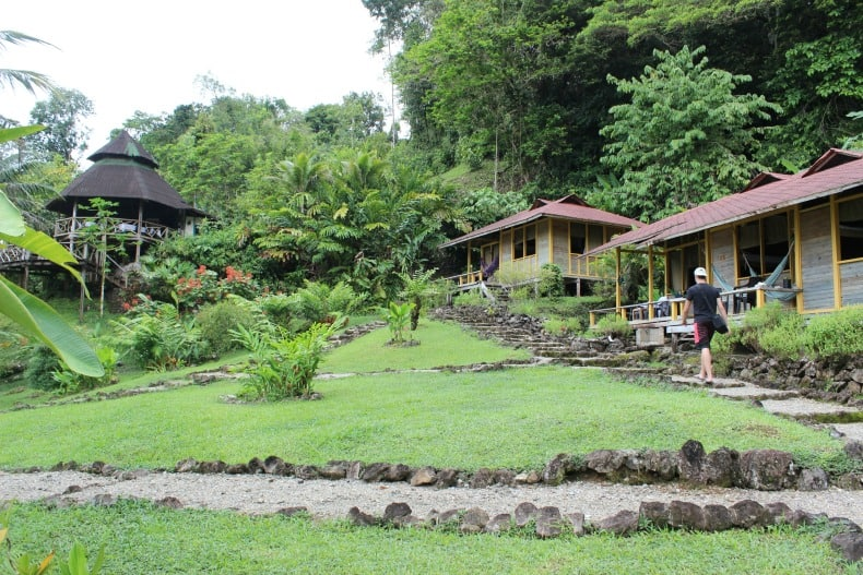 El Cantil Ecolodge on our Colombia holidays
