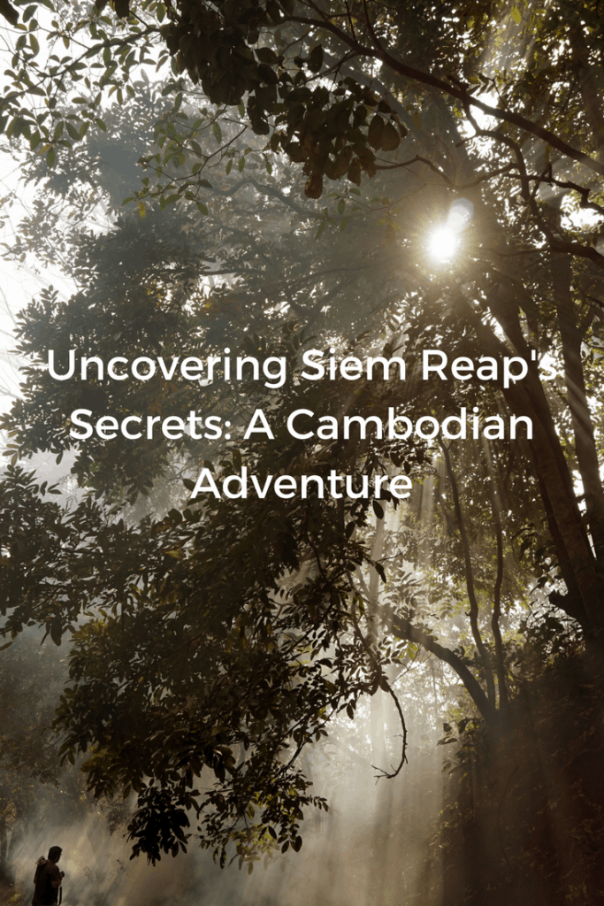 Siem Reap was my favourite city in Southeast Asia. It had beautiful hotels, delicious food and amazing service. We enjoyed exploring Angkor Wat and was surprised by all the other ancient temples around that were also fascinating to visit. The shopping was great and the tours we took were exceptional. The best was an ATV tour of the countryside.