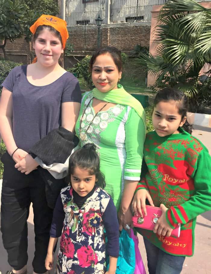 Amritsar sightseeing in Punjab state in India