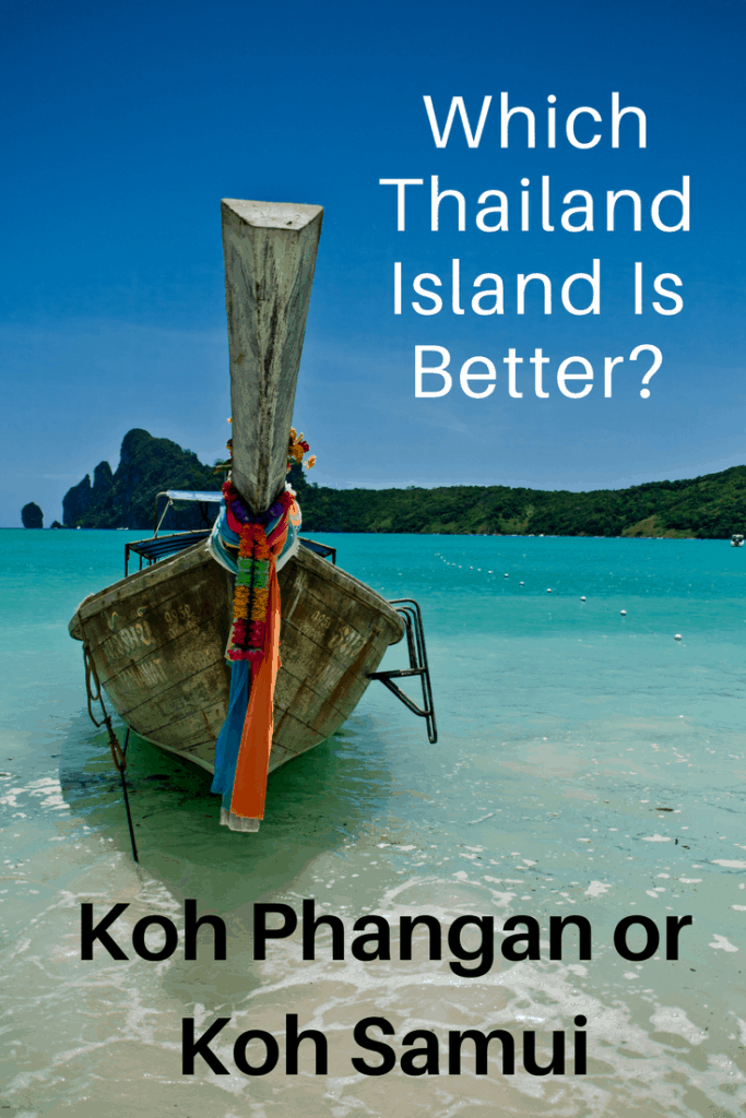 Koh Phangan or Koh Samui? Which Island is better for you? | beach, ferry, Haad Son, Haad Son Resort, Koh Ma, koh phangan, Koh Raham Restaurant and Bar, koh samui, Mae Haad, Phuket, sandbar, Sarikantang Resort, Sea Terrace Restaurant, Thailand |