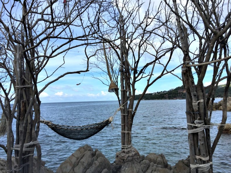 Hammocks on Koh Phangan