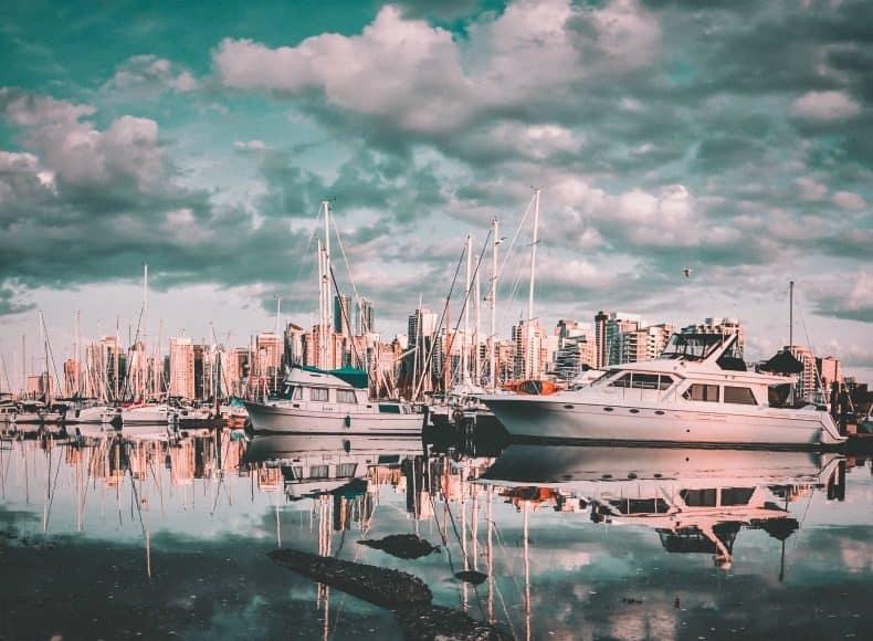 Granville Island in Vancouver