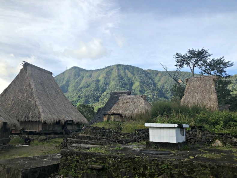 Kelimutu, Indonesia