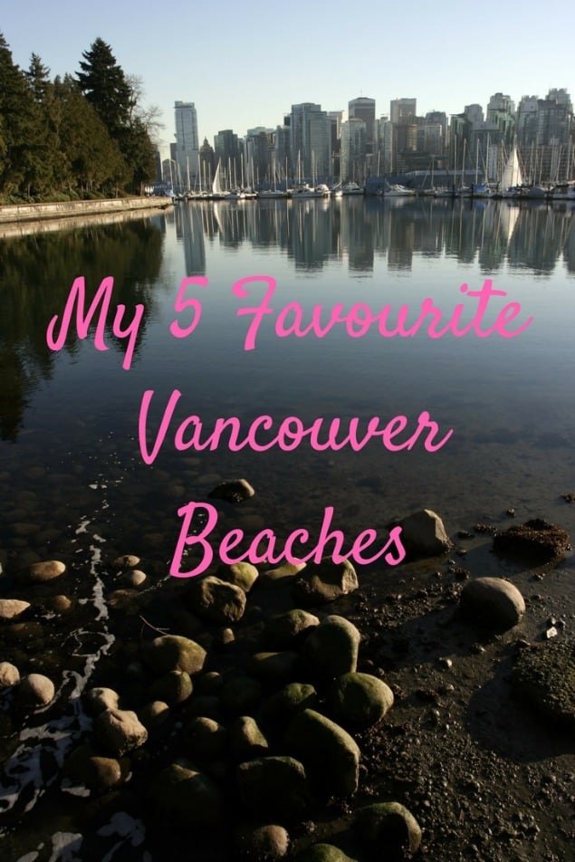 Vancouver is surrounded by the Pacific Ocean and gorgeous beaches. Here are my five favourites and why. Which one would you choose first? #travel #familytravel #Canada #BritishColumbia #adventure #beaches #nature |basketball, beach volleyball, concession stand, English Bay, Jericho Beach, Jericho Sailing Centre, Kitsilano, life guards, low tide, Pacific Spirit Regional Park, parking, playground, Seawall, Second Beach, skimboard, Spanish Banks, tennis courts