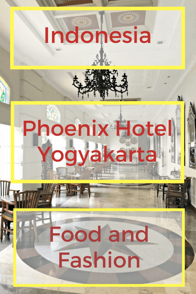 Yogyakarta in Indonesia is a vibrant city with a large cultural and artistic scene. The Phoenix Yogyakarta Hotel is a beautiful hotel in the centre mere steps from fantastic shopping. Here is why you should visit this amazing place. #travel #familytravel #Indonesia #Yogyakarta #foodie | ginger, candy, culture, artistic, bakpia, blindfold, fashion, food tour, game, Indonesia, kids, lotek, Malioboro, Sultan Square, teen, Via Via Travel |