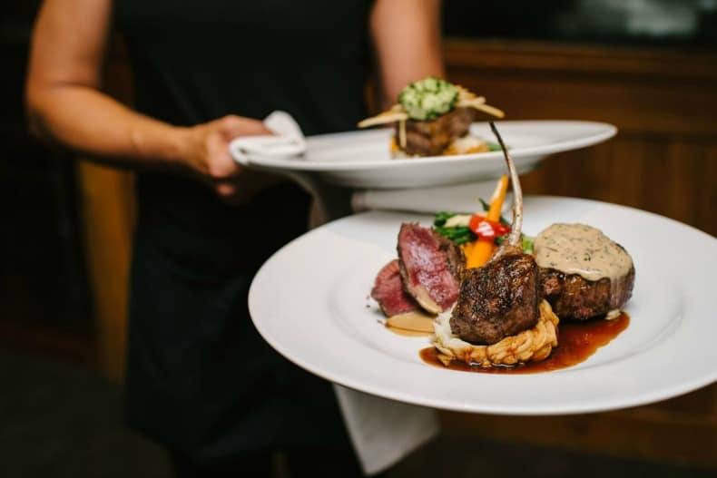 fine dining in Whistler