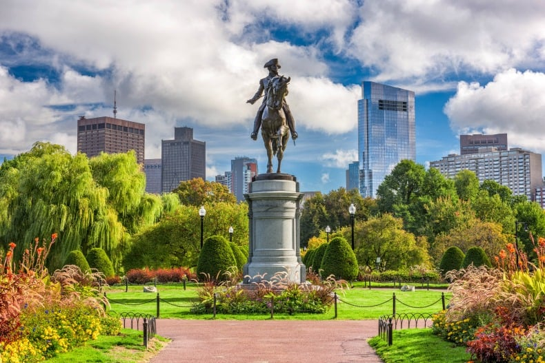 one day Boston itinerary
