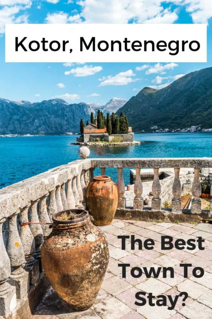 Kotor Old Town is a fantastic place to stay while exploring Montenegro. Here's why. #travel #familytravel #travelwithteens #Montenegro #Kotor #Europe |Balkans, Bay of Kotor, Black Lake, Durmitor National Park, Kotor, Kotor old town, Lady of the Rocks, Montenegro, Perast, Podogorica, Tara Canyon, Tivat, Vardar Hotel, World Unesco