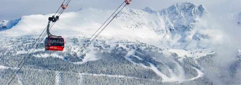 Whistler winter