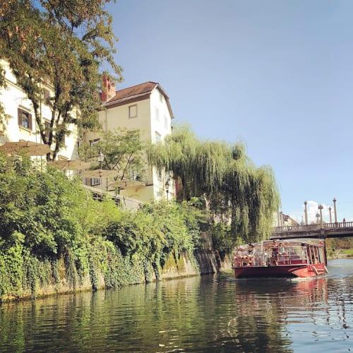 Ljubljana Old Town