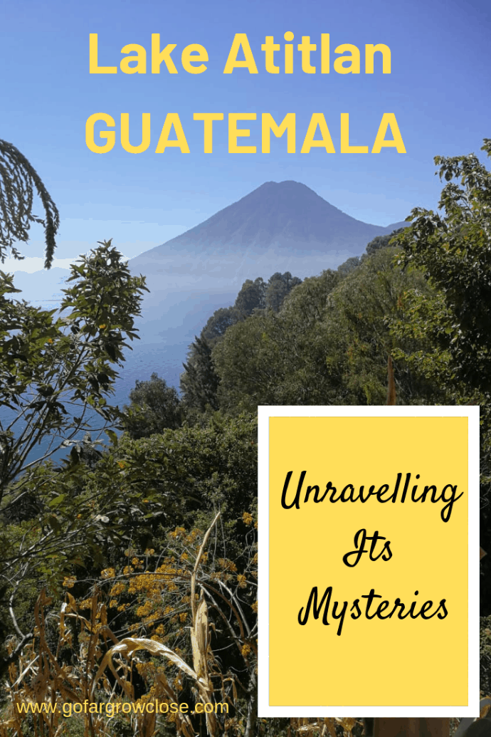 Lake Atitlan Guatemala is one of the most beautiful lakes in the world. It is surrounded by stunning volcanos which tower over small isolated Mayan villages beneath them. When you visit, where should you stay or eat? What should you do? And Is it safe? Before arriving, I wish I had known the answers to these questions. Now you do! #travel #familytravel #Guatemala #LakeAtitlan | caldera, Central America, Jaibalito, Mayan, Panajachel, San Juan, San Pedro, santa cruz, Sin Fronteras, Tzununa|