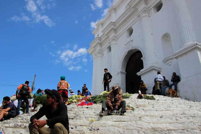 Chichicastenango market
