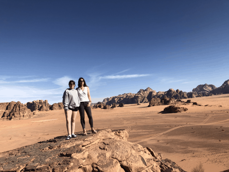 The Essential Guide To The Best Day In Wadi Rum Jordan - Go