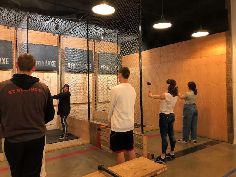 Whistler indoor activities