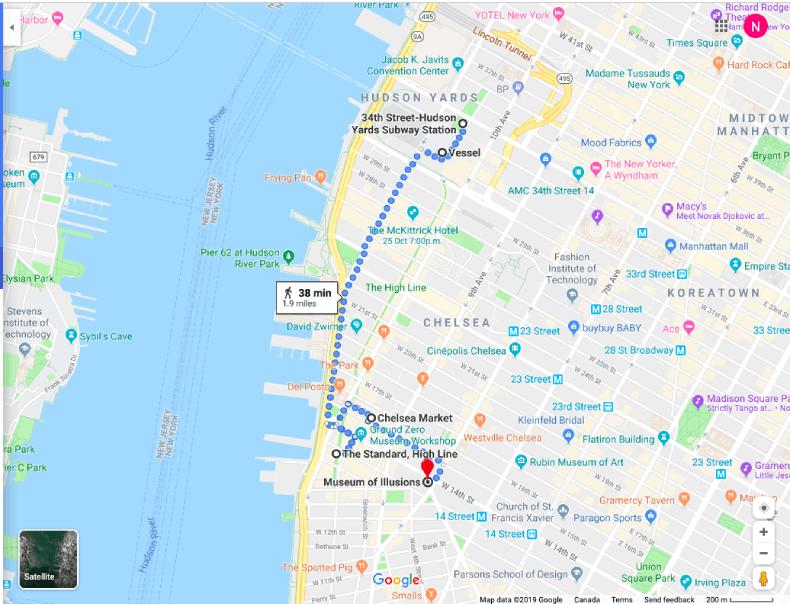 new york itinerary 3 day