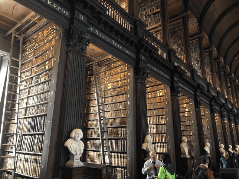 Dublin attractions