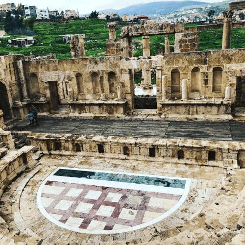 Amman to Petra Road Trip