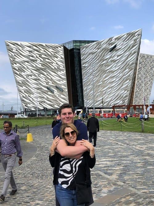 Belfast city break