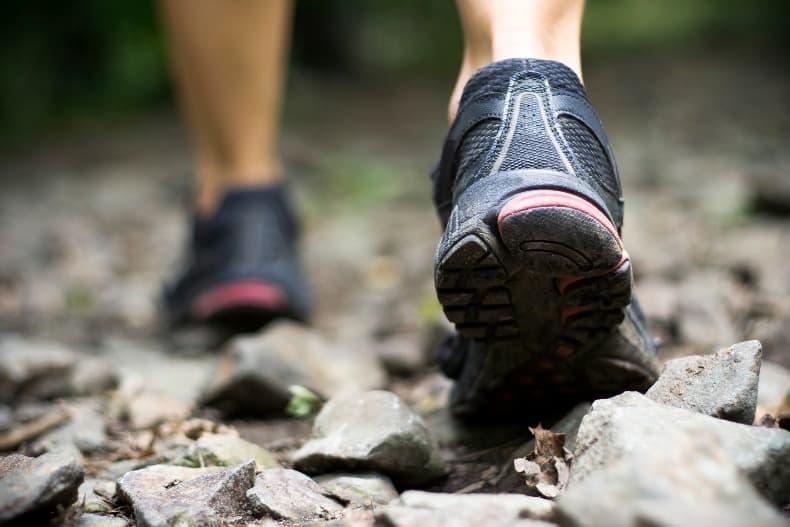 Nike hiking shoes