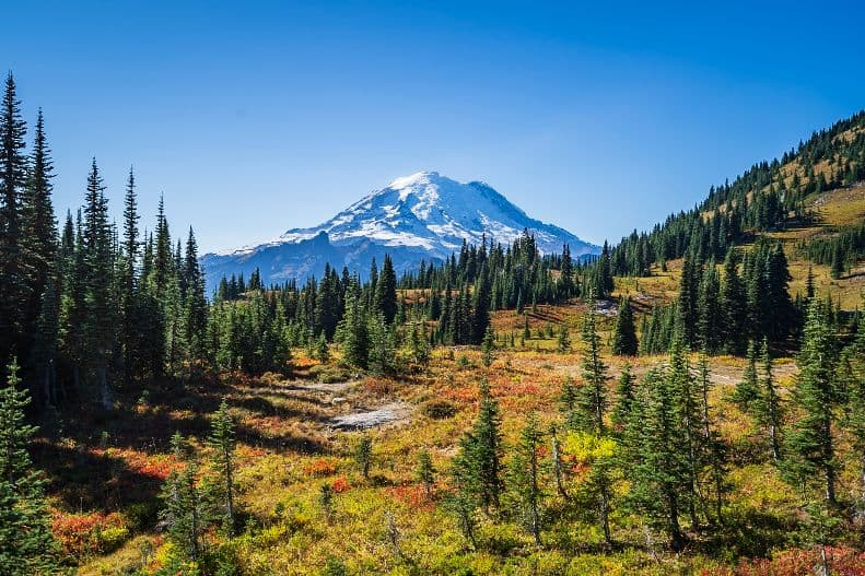 best places to visit in the USA in October