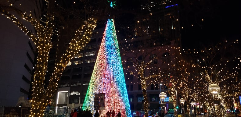 best place to visit in the USA in December